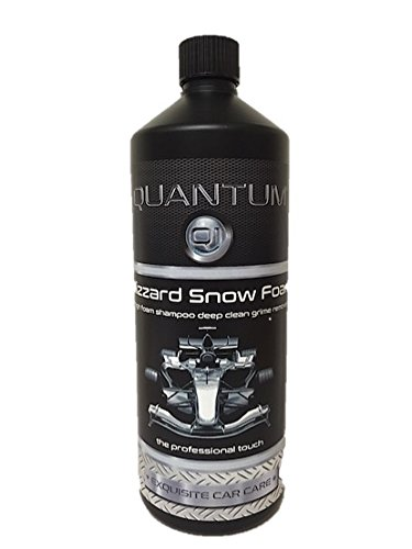 Blizzard Snow Foam By Quantum Is A High Performance Pre-Cleaner