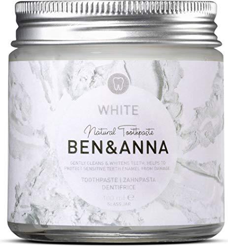 Ben&Anna Natural Care Bio Ben& Anna Natural Care Toothpaste White (1 x 100 ml)