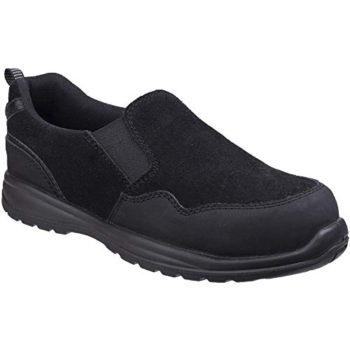 Amblers Safety Ambler AS603C Slip Métal Libre Dames Confortable Chaussure de Sécurité