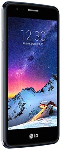 LG K8 X240I (Black-Blue, 16GB)