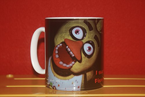 Five Nights at Freddy's Mug - Chica