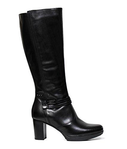 Nero Giardini boot femme noire A616412D 100 nouvelle collection automne hiver 2016 2017