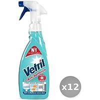 Vetril Set 12 Multisuperfici Anti batterico Trigger 6 50 ml Prodotto per la casa