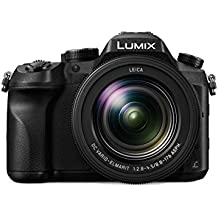 Panasonic Lumix DMC-FZ2000 20.1MP MOS 5472 x 3648pixels Black - Digital Cameras (20.1 MP, 5472 x 3648 pixels, MOS, 20x, 4K Ultra HD, Black)
