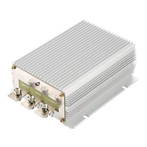 Akozon Power Converter, 24V bis 12V 60A Nicht isolierter DC-Abwärtswandler High Power Abwärts-Netzteil 60a Netzteil
