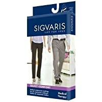 Sigvaris 863CS3O66/S Select Comfort 30-40 mmHg Open Toe Knee High Sock with Silicone Top Band Size: S3 by Sigvaris preisvergleich bei billige-tabletten.eu