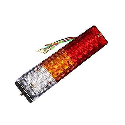 Sedeta Lumière LED de signalisation Feux arrière de la remorque