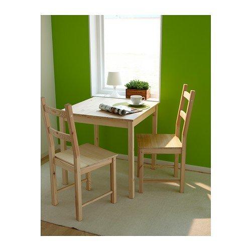 IKEA-Stuhl-IVAR-Holzstuhl-Kchenstuhl-aus-massiver-Kiefer