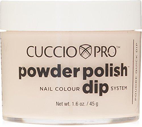 Cuccio Amaretto creme Tan Nail Colour Dip System Tauchen Puder -
