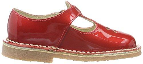 Aster Dingo, Babies Fille Rouge (Rouge Vernis)