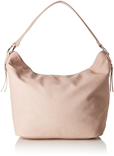 PIECES Damen Pcmarie Bag Schultertasche, 18x31x44 cm Pink (Rose Dust)