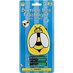 Rich Frog Bumble Bee Flashlight