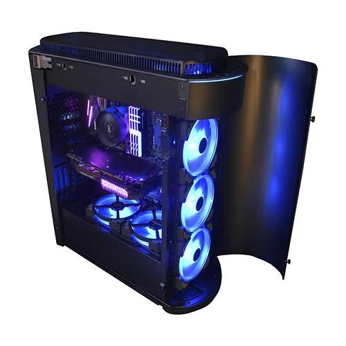 Medion ERAZER X63 Line Gaming PC (Intel Core i9-9900K, 64GB RAM, 4TB HDD + 1TB SSD, MSI RTX2080-8GB, Win 10)