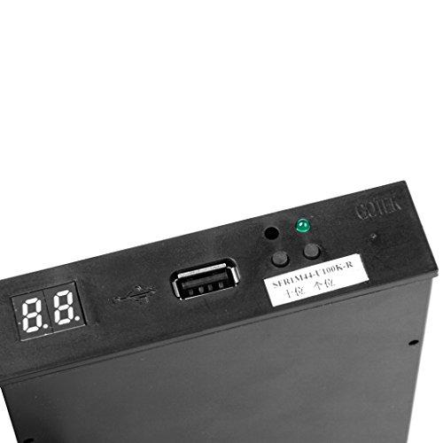 SFR1M44-U100K-R USB Floppy Drive Emulator für ROLAND E68 E96 G800 Elektronisch Orgel - 6