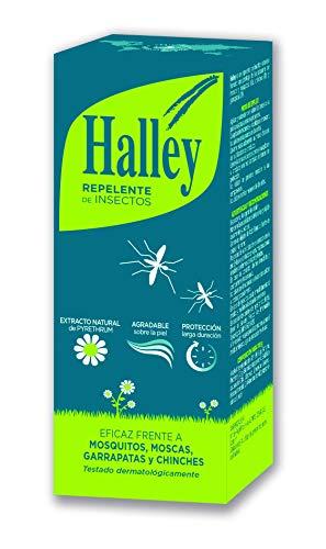 HALLEY Repelente Mosquitos Spray Eficaz Repelente de segunda mano  Se entrega en toda España