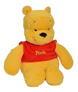 Simba 6315876945 Disney The Puuh Snuggletime - Peluche (30 cm), diseño de Winnie The Pooh