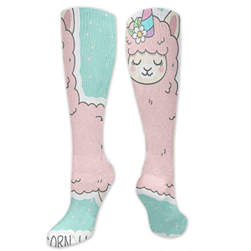CVDFVFGB Socks Cute Unicorn Trendy Womens Stocking Gift Sock Clearance for Girls (Cute Girl Affe Kostüm)