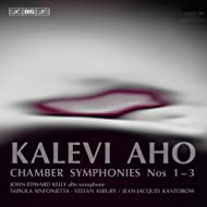 Aho: Chamber Symphonies Nos. 1-3