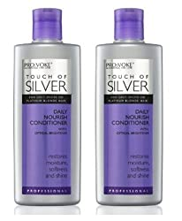 Touch Of Silver Conditioner 2 X 200ml = 400 Ml