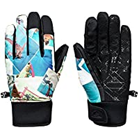 Quiksilver Method - Snowboard/Ski Gloves for Men EQYHN03082