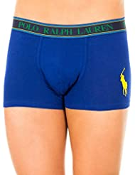 Polo Ralph Lauren Homme Classic Pouch Stretch Cotton Trunks, Bleu