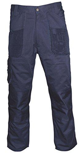 Preisvergleich Produktbild Blackrock Herren Arbeitshose, normaler Schnitt, blau
