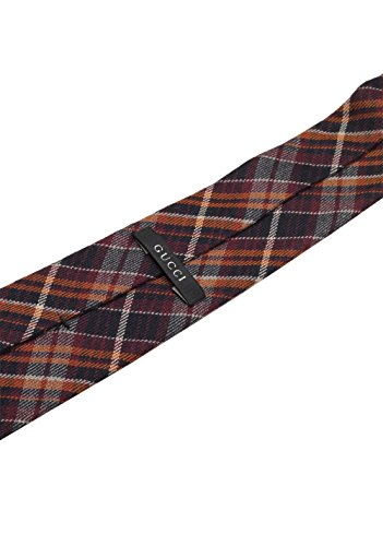 TOM FORD Patterned Brownish gray Tie In Silk CL