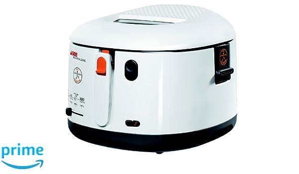 Seb FF162100 Fryer Filtra One White: Amazon.co.uk: Kitchen ...