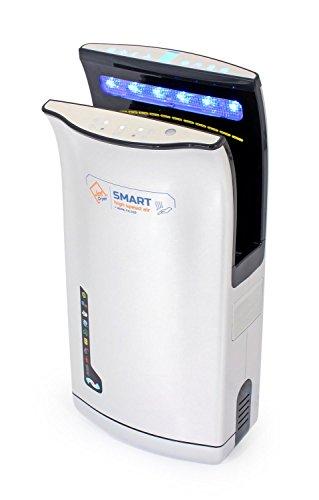 Secador Manos Comercial rápido Potente inodoros Sistema