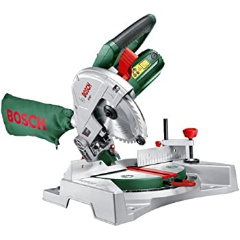 Bosch PCM 7 4800RPM 1100W - power mitre saws (8 kg, 106 dB)