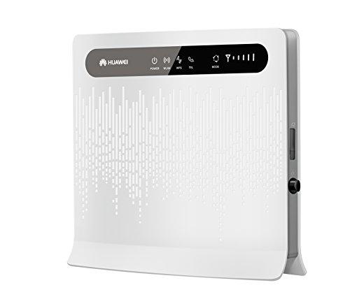 Huawei B593s-22 4G LTE 150Mbps Mobilfunkrouter mit WLAN -