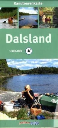 Dalsland: Kanukarte 1:100000: Alle Infos bei Amazon