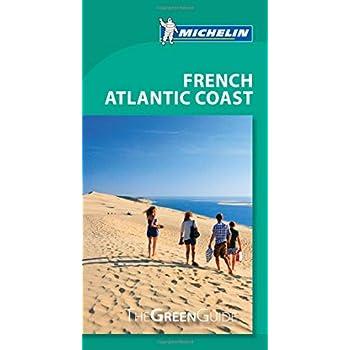 Michelin Green Guide French Atlantic Coast