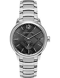 Para hombre Burberry el clásico reloj bu10005