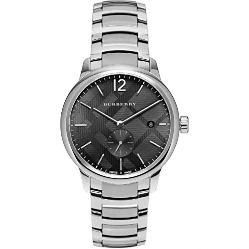 Homme Burberry The Classic montre Bu10005