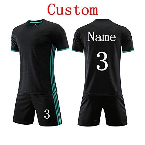 Maglie da calcio set uniformi uomo/bambini ragazzi vestiti personalizzati vuoti professionali kit da corsa tuta da calcio traspirante tuta sportiva,personalizzata,adulto xxl