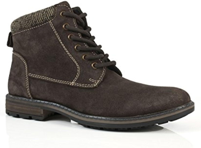 Solebay Sharrow marrón Suede Piel encaje hasta botas comodidad Smart Casual