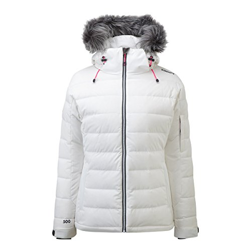 TOG 24 - Sublime Milatex Damenjacke - Weiss - male - EU 34 - Weiß