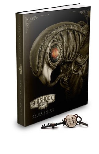 BioShock Infinite Limited Edition Strategy Guide (Bradygames Strategy Guides) (Adult Video Games Ps3)