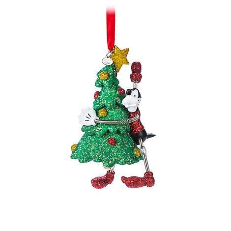 Unbekannt Goofy, Sonnenspirale, Weihnachten Ornament, offizielles Disney