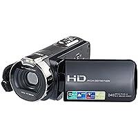 PowerLead Caméscope Numérique 24MP, Ecran LCD 2.7 Pouces, Appareil Photo Numérique