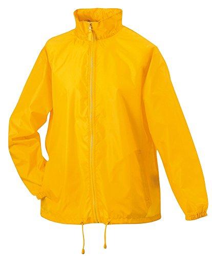 JN195 Promotion Jacket Leichte Windjacke für Freizeit und Promotion Yellow