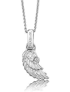 Herzengel Flügel Kinder-Halskette HEN-WING-01-ZI