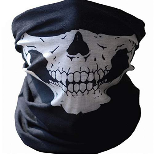 Ytdzsw Halloween Horror Skull Maske Tease Party Requisiten Festliche Supplies Masquerade Teufel Scary Bloody Bane Airsoft Maske Halloween - Bane Kostüm Mädchen