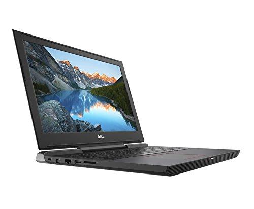 """DELL Inspiron 7577 2.5GHz i5-7300HQ Intel® CoreTM i5 di settima generazione 15.6"""" 1920 x 1080Pixel Nero Computer portatile"""