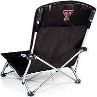 NCAA Texas Tech Red Raiders impresión Digital tranquilidad silla, un tamaño, negro