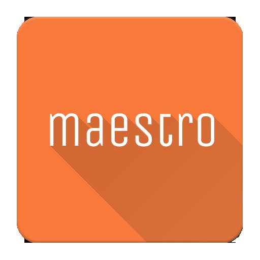 Maestro Icon Pack