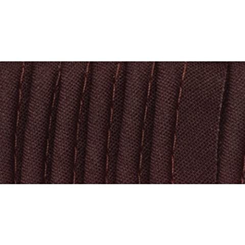 Wrights 117-303-092 Maxi Piping Bias Tape, Seal Brown, 2.5-Yard by Wright Products