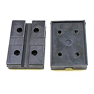 E4G Chinesische Pfostenhebepads, 2 Stück