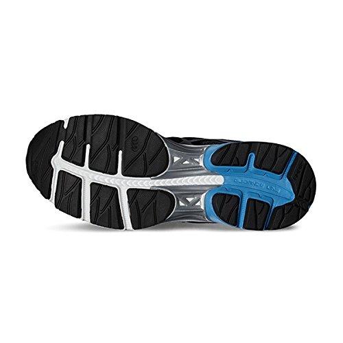 Asics Gel-Pulse 8, Chaussures de Sport Homme, Noir, UK Black